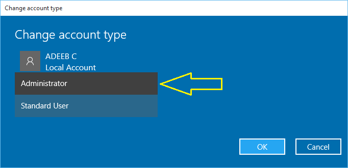 how to add new users in windows 10 computer 5