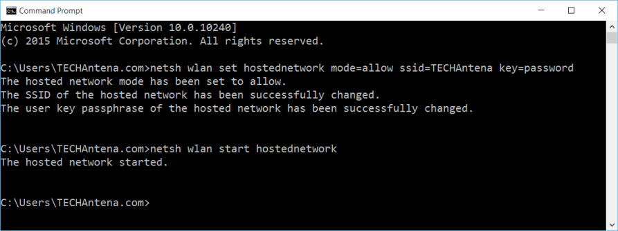 how to turn on wifi hotspot in windows 10 pc 1